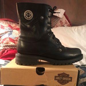 Harley Davidson women boots 7.5